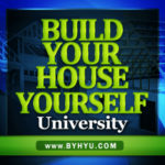 Build your house yourself