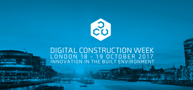 Digital Construction Week Logo