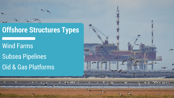 offshore construction: structure types